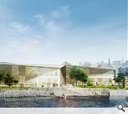 The new centre will provide 6,000 sq/m of floorspace