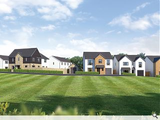 Aberdeen show village to open its doors at year end