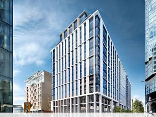 Glasgow office build to plug supply shortfall after securing go-ahead
