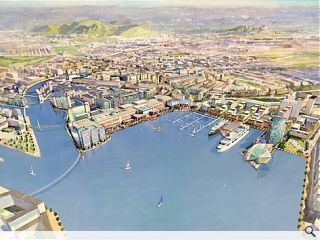 Leith expands in teeth of downturn
