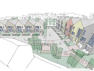 Ratho canal corridor to provide waterfront housing