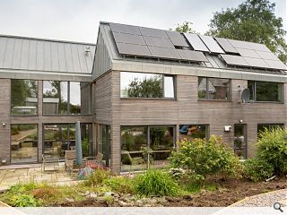 Alexandria Passive house opens up to the public