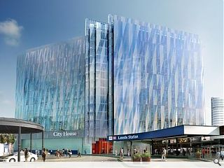 Bruntwood reveal reclad plans for Leeds City House