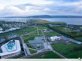 Inverness Campus life sciences facility fast-tracked