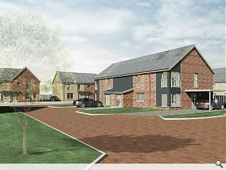 Dundee affordable housing drive brings 43 new homes