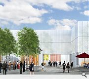LA Architects designs are being put out to public consultation