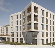 An additional 51 homes have been allocated for the linear site