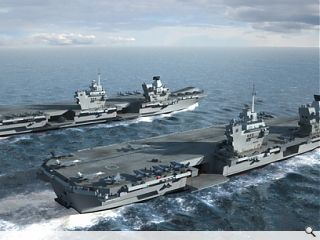 Navy procurement Carries on