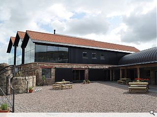 £7m Lindores Abbey distillery given public unveil