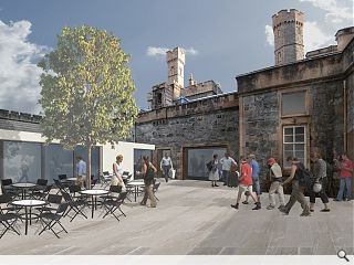 Contractor appointed for Lews Castle revamp