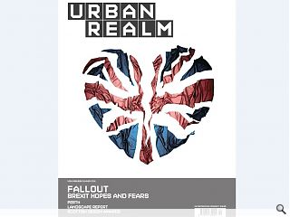 Urban Realm publishes summer magazine