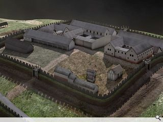 Antonine Wall brought back to life with augmented reality