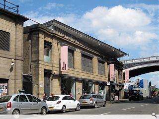 Fruitmarket Gallery keep redevelopment plans under wraps