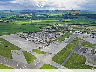 £100m Aberdeen Airport redevelopment mooted