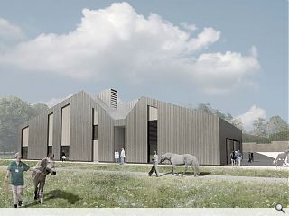 Sheppard Robson draw up plans for Edinburgh equine surgery