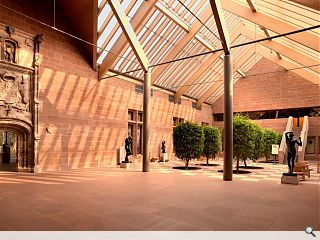 McAslan confirmed for £66m Burrell Collection job