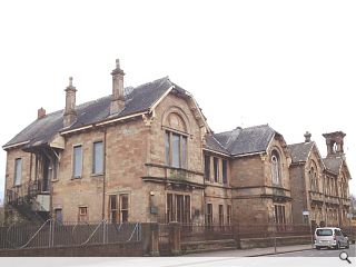 Purcell mastermind office conversion of B-listed Parkhead School