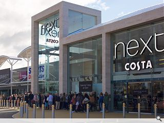 Straiton Retail Park welcomes new Next store