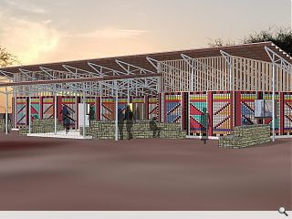 Arbroath architect spearheads Maasai school and cultural centre