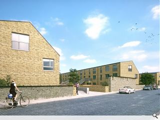 Colonies-style Leith Fort housing to get underway
