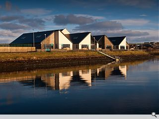 Stromness Primary School handed over