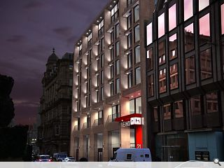 Backers sought for speculative Glasgow hotel