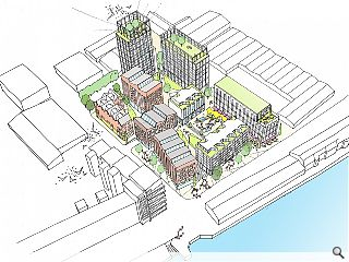 Lancefield Quay homes go out to public consultation