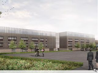 Queensferry High School receives planning consent