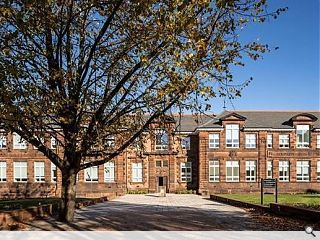B-listed Cathcart Primary refurbishment delivers 49 flats