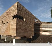 Loch Leven Bird Hide, Icosis Architects.