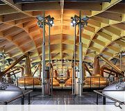 The Macallan Distillery and Visitor Experience, Craigellachie (£140 m) Rogers Stirk Harbour + Partners for Edrington - photograph by Joas Souza