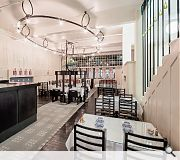 Mackintosh at the Willow, Glasgow, Simpson & Brown for Willow Tea Rooms Trust - photograph by Alexander Fraser