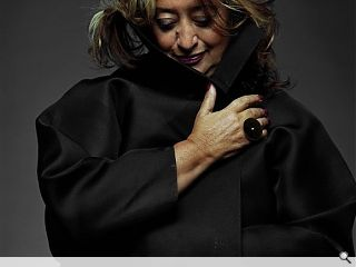 Hadid blames dearth of female architects on the demands of family life