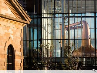 Clydeside Distillery brings whisky production back to Glasgow