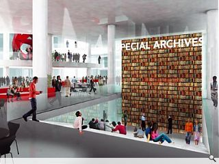 Aberdeen selects Danes for new library project
