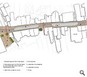 A regenerated High Street will be the focal point for renovation efforts