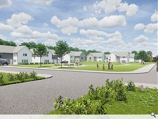 Strathaven subsumes East Overton House in housing expansion