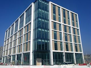 Contentious Dundee office block nears completion