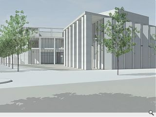 Highland Council give the nod to £23m Inverness Justice Centre