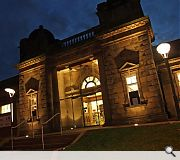 A grand 1926 entrance has been reinstated as the library's centrepiece