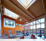 Heathfield Primary, Holmes Miller. Andrew Lee photography