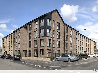 Mid-market Govanhill homes complete