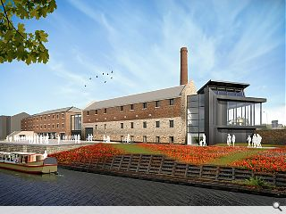 Covid & structural collapse spark Falkirk distillery rethink