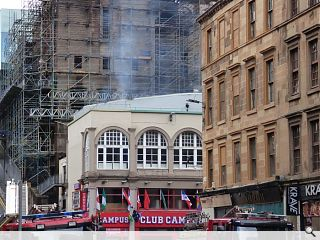Glasgow School of Art: What next for the Mac?