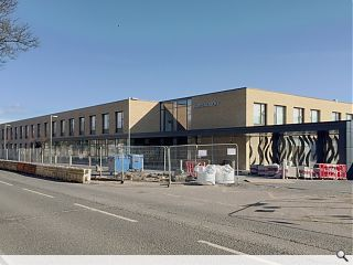 £32m Harris Academy reaches practical completion