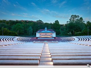 Kelvingrove bandstand re-opens following £2.1m renovation