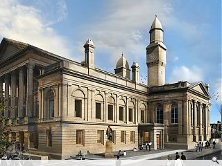 Paisley Town Hall transformation set in motion