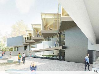 University of Stirling comes together with Campus Central