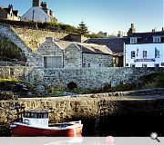 Portsoy Boatbuilding Centre by Brown & Brown