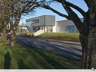 T-A-P unveil Kirkcudbright food processing factory